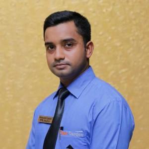 Mr. M A Raju